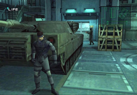 Metal Gear Solid - SoftwarezCity